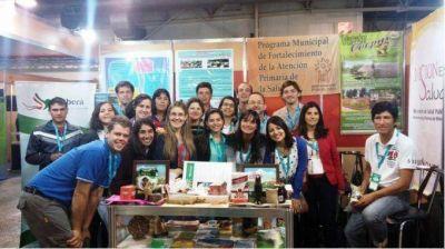 Municipios de Misiones presentan experiencias de comunidades saludables