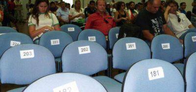 Siguen las repercusiones por la notoria ausencia de concejales en la audiencia pública por el boleto