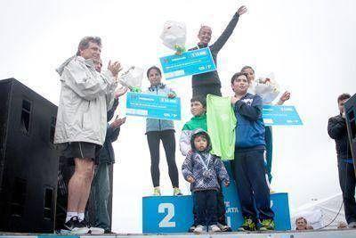 Schiel y Rodríguez fueron los dueños del Maratón