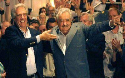 Tabaré Vázquez se convirtió otra vez en el presidente de Uruguay