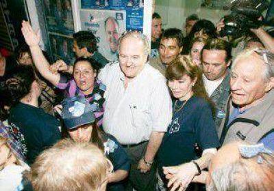 """Closs: """"Vamos a reconstruir el MPN en Centenario"""""""