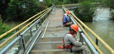 Cataratas: para la temporada alta restablecerán todos los servicios