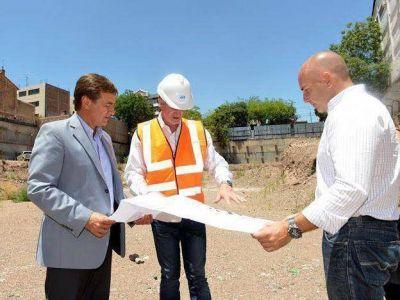 Comenz� la construcci�n del primer shopping de la Ciudad de Mendoza