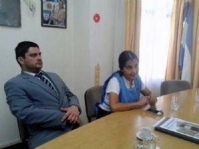 Jimena denunció que recibió amenazas y agresiones en su domicilio particular