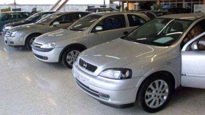 La Pampa: caída del 36% en patentamiento de autos