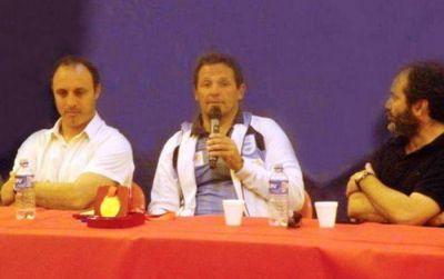 Curuchet brindó una charla en la Universidad Nacional de La Plata