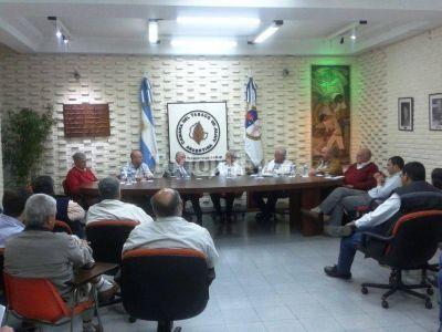 Comisión del PJ visitó la Cámara del Tabaco de Jujuy