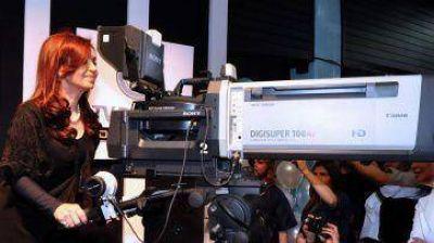 CFK volvió a dar una entrevista