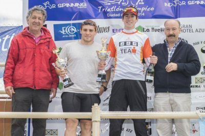 Inza resaltó la relevancia del triatlón olímpico para la ciudad de Azul