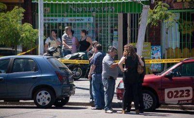 Crimen del policía: hallaron el celular que robaron en el negocio