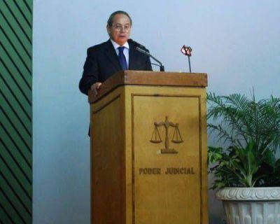 Ávalos presidirá el STJ en 2015