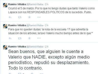 """Tragedia en el Parque: """"no tengo dudas que Valerio y Laplace son los responsables políticos"""""""