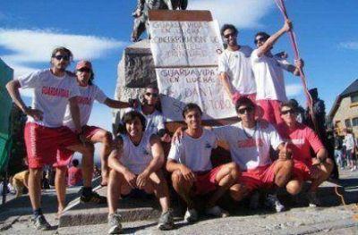 Contratan 41 personas para cuidar las playas de Bariloche