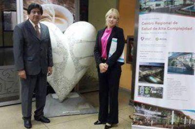 La UTN firm� un convenio con la Fundaci�n Favaloro