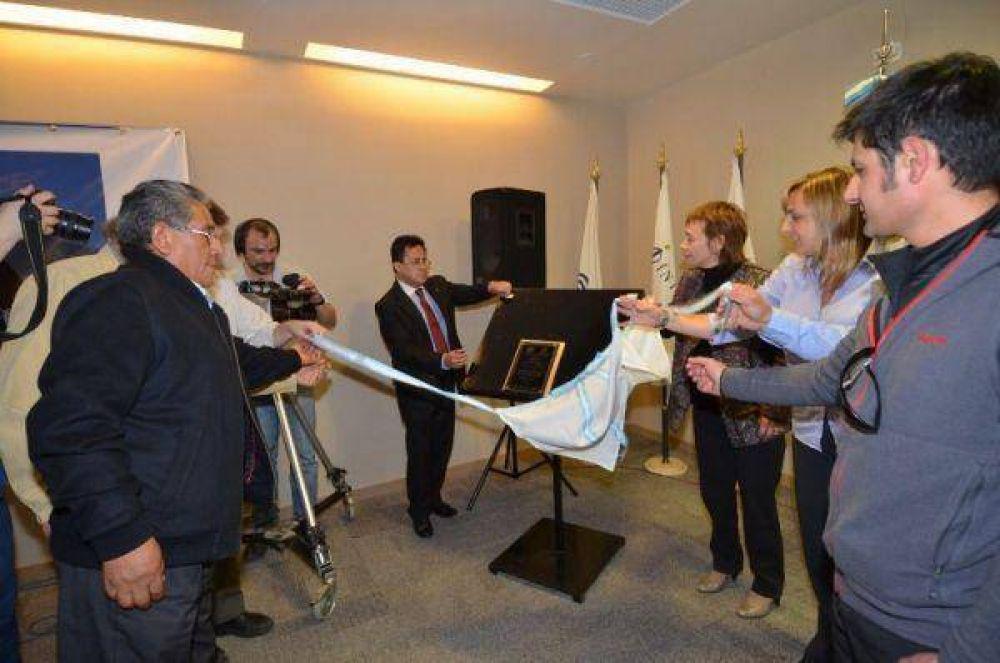 Ríos inauguró la Ampliación de la Capacidad de Transporte de Gas Fueguino