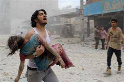 La guerra en Siria ya dejó más de 200.000 muertos