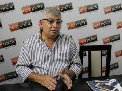 """Luis Patiño: """"Me identifico con Randazzo por su gestión"""""""