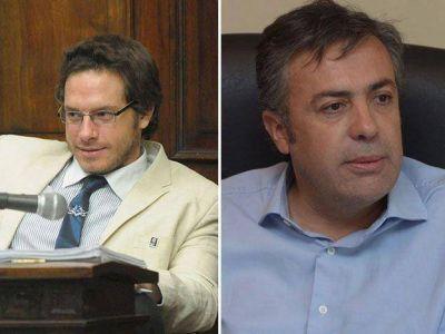 """Ilardo: """"Cornejo debería explicar por qué en los últimos 3 años los saqueos comenzaron en Godoy Cruz"""""""