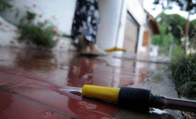 Agua: rige otro ajuste y se prev�n subas del 30% en 2015