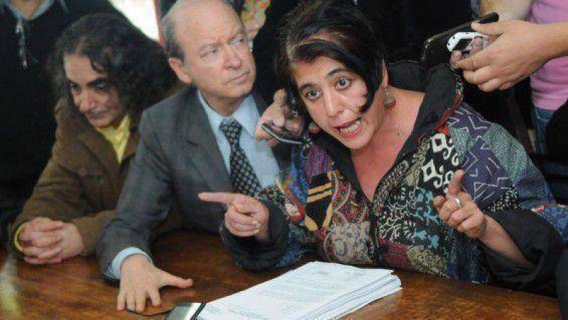 Blas contraataca y prepara una denuncia contra P�rez