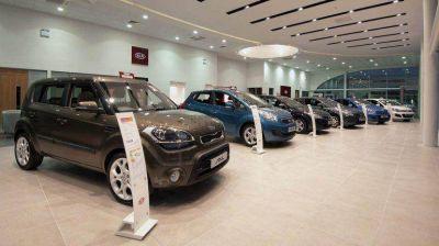 La venta de autos tuvo su mayor caída de los últimos 12 años