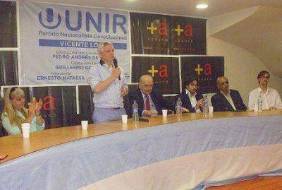 Matassa lanzó su candidatura a Intendente de Vicente López