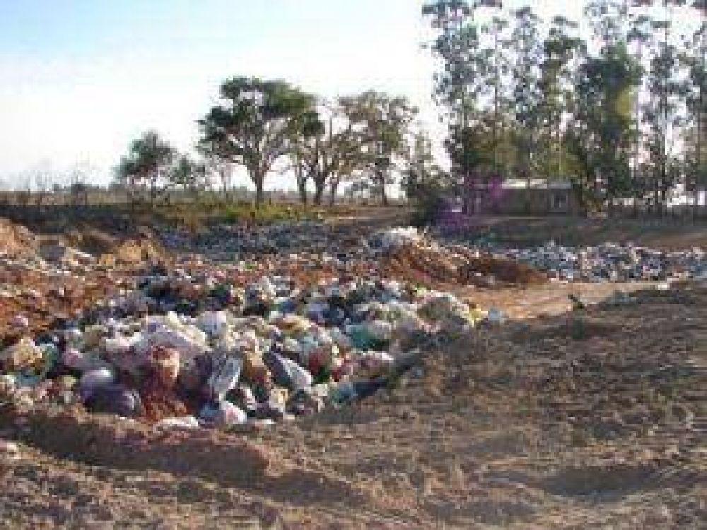 Vecinos de Charata se quejan por perjuicios de basural