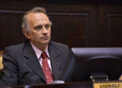 Reconocen al diputado Vignali entre los más destacados de la Legislatura bonaerense