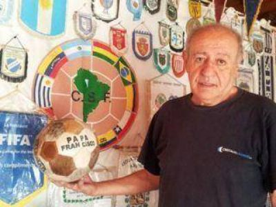 El próximo sábado llega a Santiago el Museo del Hincha de Fútbol