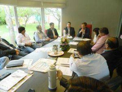 Bahillo destacó el crecimiento del turismo local y provincial en la reunión con la Cámara Entrerriana de Turismo