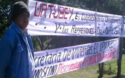 Gral. Mosconi: Desocupados piden inclusión social protestando en la ruta nacional 34