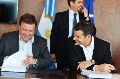 Se firmó el Acta de Renegociación entre Río Negro e YPF por siete áreas hidrocarburíferas