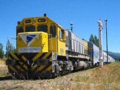 Nuevos horarios del Tren Patagónico