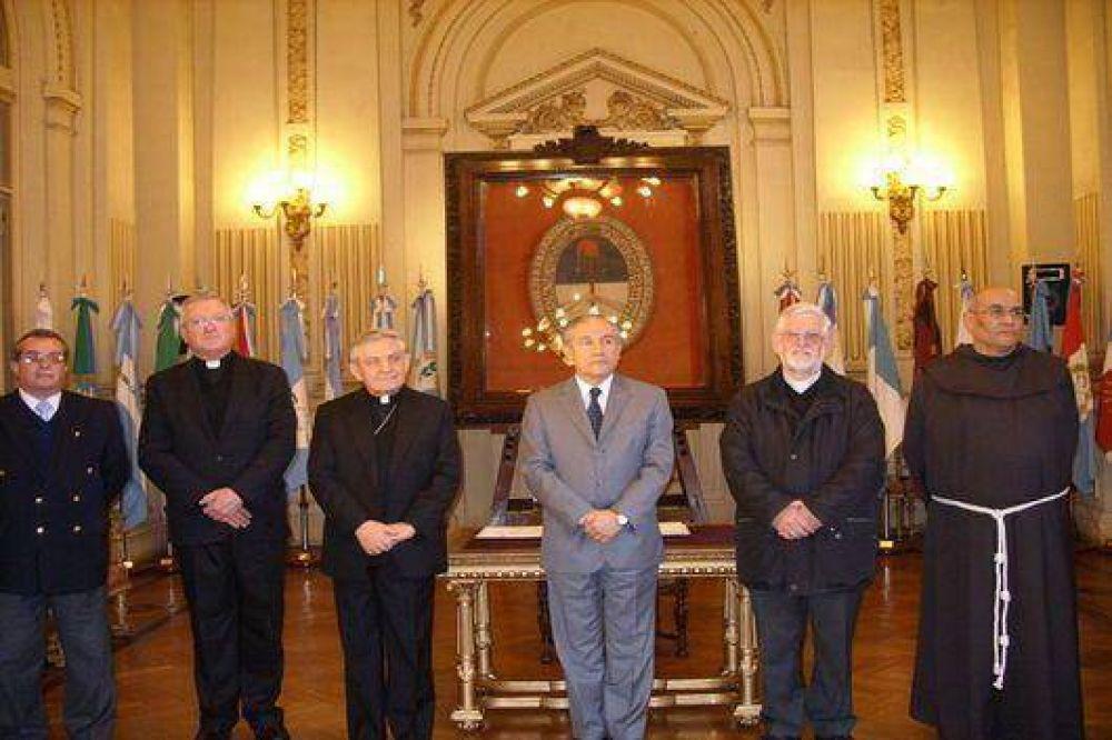 Monseñor Adriano Bernardini visita Jujuy