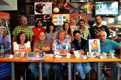 Fuerzas populares se debatieron un progama politico para Mar del Plata