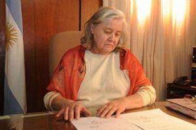Sesto de Leiva asegur� que la Justicia est� abarrotada y �hacen falta m�s fiscales�