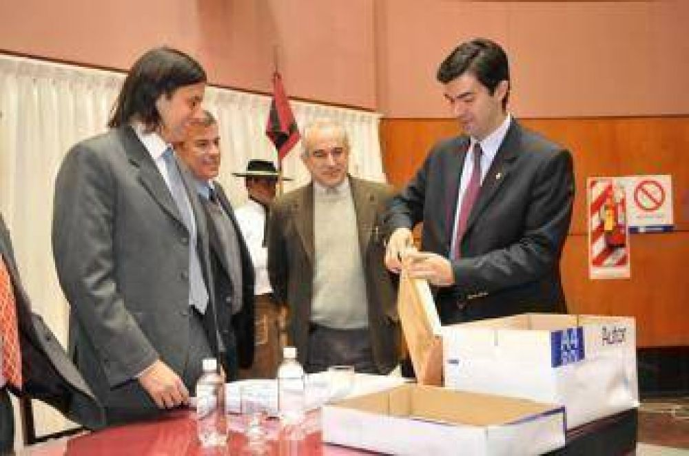 El contrato para la construcción de la planta depuradora se firmaría en 60 días