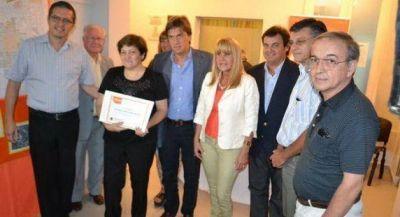Municipio rindió homenaje a médicos reconocidos de Resistencia
