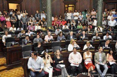 En extensa sesión, el próximo jueves la Legislatura vota el Presupuesto 2015