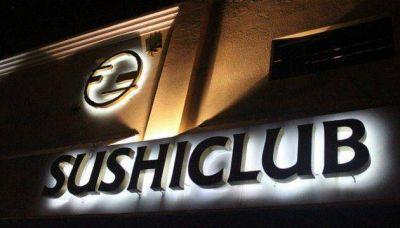 Allanan locales de sushi por evasión previsional