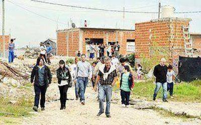 Se iniciaron los trámites para la urbanización del Barrio Sebastián