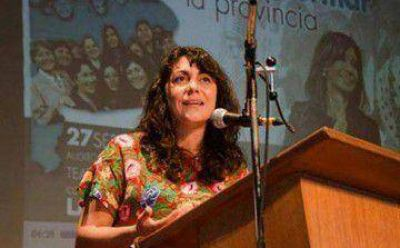 """Laura Berardo: """"Soy precandidata a la intendencia en Lomas de Zamora"""""""