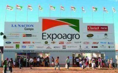 Con presencia de Scioli, se presentó Expoagro 2015
