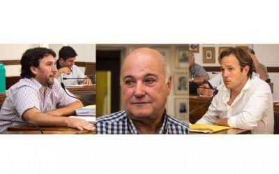 Los tres bloques partidarios analizaron la última sesión ordinaria del año