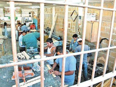 Sindicalización de los presos, en el centro de la polémica