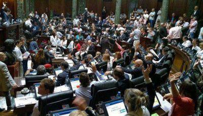 Se viene una sesión recargada para cerrar el año legislativo