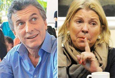 La llegada de Elisa Carrió altera el armado del PRO para 2015