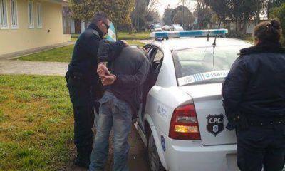 Personal del Comando de Prevención Comunitaria detuvo a 10 personas en distintos hechos