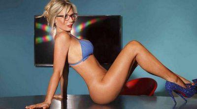 Rocío Marengo se desnudó para Playboy