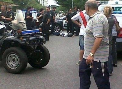 El tirador que mató a un motochorro en Villa Luro quedó en libertad